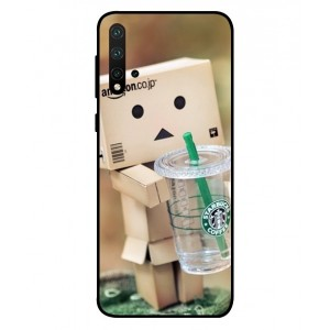 Coque De Protection Amazon Starbucks Pour Huawei Nova 5