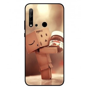 Coque De Protection Amazon Nutella Pour Huawei Nova 5i