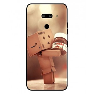 Coque De Protection Amazon Nutella Pour LG G8 ThinQ