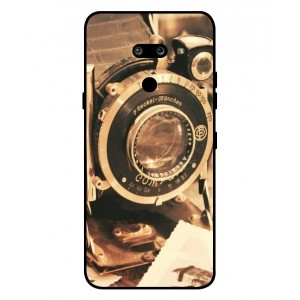 Coque De Protection Appareil Photo Vintage Pour LG G8 ThinQ