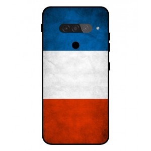 Coque De Protection Drapeau De La France Pour LG G8S ThinQ