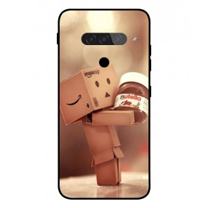 Coque De Protection Amazon Nutella Pour LG G8S ThinQ