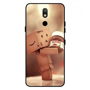Coque De Protection Amazon Nutella Pour LG K40