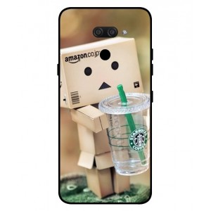 Coque De Protection Amazon Starbucks Pour LG K50