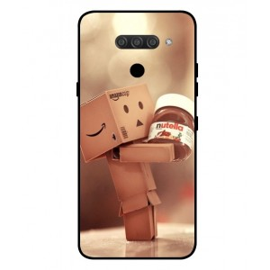 Coque De Protection Amazon Nutella Pour LG K50S