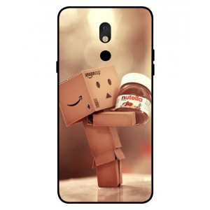 Coque De Protection Amazon Nutella Pour LG Stylo 5