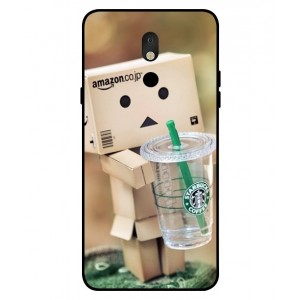 Coque De Protection Amazon Starbucks Pour LG Stylo 5