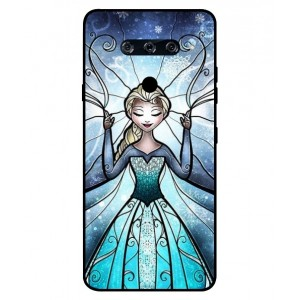 Coque De Protection Elsa Pour LG V40 ThinQ