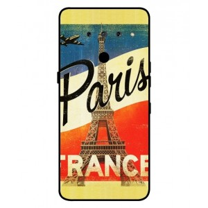 Coque De Protection Paris Vintage Pour LG V50 ThinQ 5G