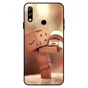 Coque De Protection Amazon Nutella Pour LG W10
