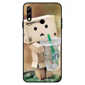 Coque De Protection Amazon Starbucks Pour LG W10
