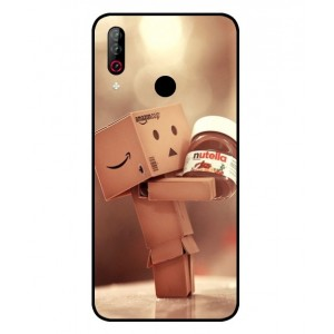 Coque De Protection Amazon Nutella Pour LG W30