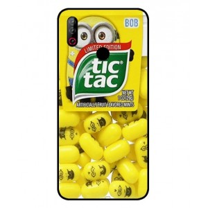 Coque De Protection Tic Tac Bob LG W30 Pro