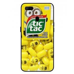 Coque De Protection Tic Tac Bob Oppo A5s