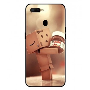 Coque De Protection Amazon Nutella Pour Oppo A7n