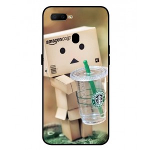 Coque De Protection Amazon Starbucks Pour Oppo A7n