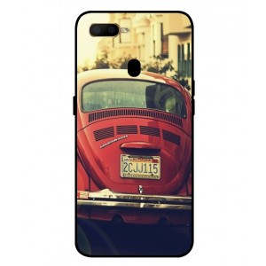 Coque De Protection Voiture Beetle Vintage Oppo A7n