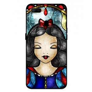 Coque De Protection Blanche Neige Pour Oppo A7n