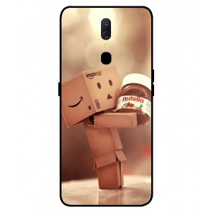 Coque De Protection Amazon Nutella Pour Oppo A9