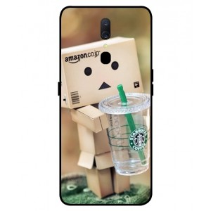 Coque De Protection Amazon Starbucks Pour Oppo A9