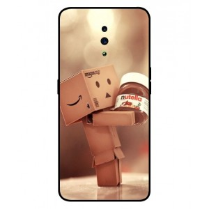 Coque De Protection Amazon Nutella Pour Oppo Reno