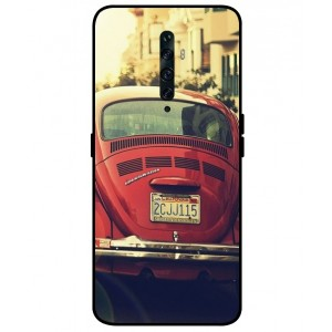 Coque De Protection Voiture Beetle Vintage Oppo Reno 2