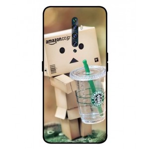 Coque De Protection Amazon Starbucks Pour Oppo Reno 2Z