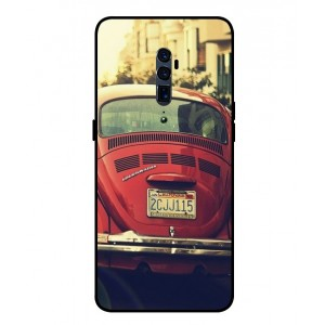 Coque De Protection Voiture Beetle Vintage Oppo Reno 5G
