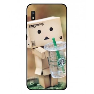 Coque De Protection Amazon Starbucks Pour Samsung Galaxy A10e