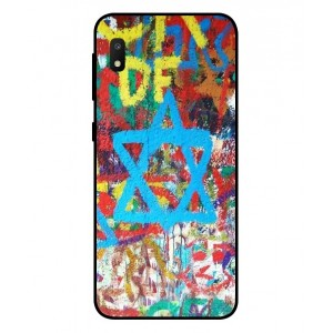 Coque De Protection Graffiti Tel-Aviv Pour Samsung Galaxy A10e