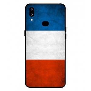 Coque De Protection Drapeau De La France Pour Samsung Galaxy A10s