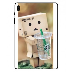 Coque De Protection Amazon Starbucks Pour Samsung Galaxy Tab S6