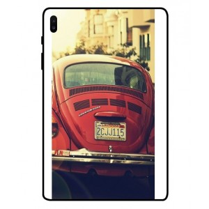Coque De Protection Voiture Beetle Vintage Samsung Galaxy Tab S6