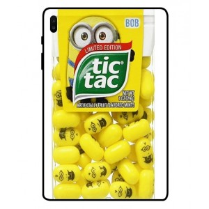 Coque De Protection Tic Tac Bob Samsung Galaxy Tab S6