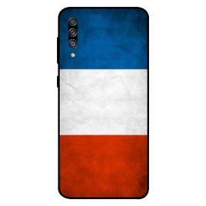 Coque De Protection Drapeau De La France Pour Samsung Galaxy A50s