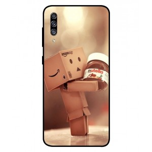 Coque De Protection Amazon Nutella Pour Samsung Galaxy A50s