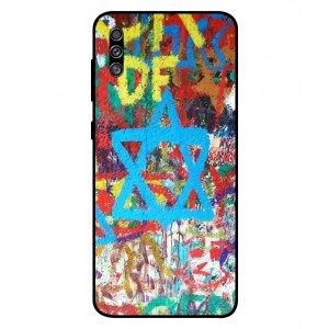 Coque De Protection Graffiti Tel-Aviv Pour Samsung Galaxy A50s