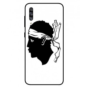 Coque De Protection Drapeau Corse Samsung Galaxy A50s
