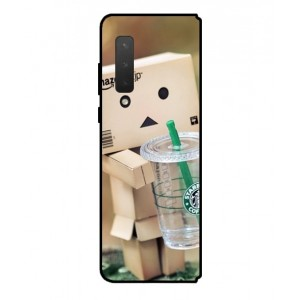 Coque De Protection Amazon Starbucks Pour Samsung Galaxy Fold