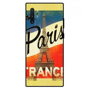 Coque De Protection Paris Vintage Pour Samsung Galaxy Note 10 Plus