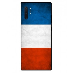 Coque De Protection Drapeau De La France Pour Samsung Galaxy Note 10 Plus