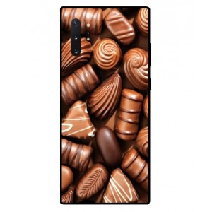 Coque De Protection Chocolat Pour Samsung Galaxy Note 10 Plus