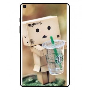 Coque De Protection Amazon Starbucks Pour Samsung Galaxy Tab A 8.0 2019