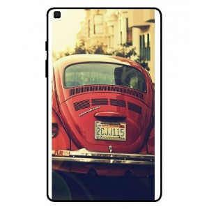 Coque De Protection Voiture Beetle Vintage Samsung Galaxy Tab A 8.0 2019
