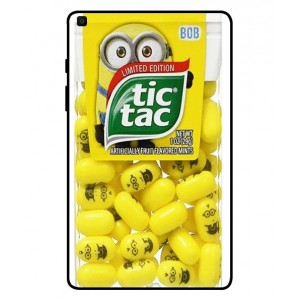 Coque De Protection Tic Tac Bob Samsung Galaxy Tab A 8.0 2019