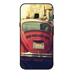 Coque De Protection Voiture Beetle Vintage Samsung Galaxy Xcover 4s