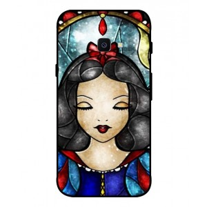 Coque De Protection Blanche Neige Pour Samsung Galaxy Xcover 4s