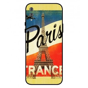 Coque De Protection Paris Vintage Pour Xiaomi Black Shark 2 Pro