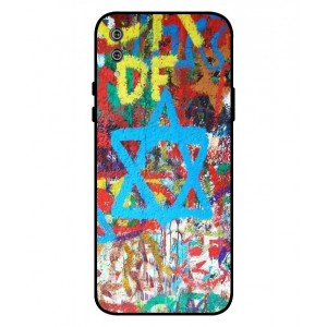 Coque De Protection Graffiti Tel-Aviv Pour Xiaomi Black Shark 2 Pro