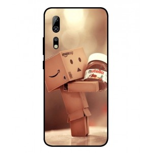 Coque De Protection Amazon Nutella Pour ZTE Axon 10 Pro